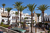 White village in the historical town of Vejer de la Frontera, Cadiz Province, Andalusia, Spain, Europe