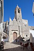 Kirche in Vejer de la Frontera, Provinz Cádiz, Andalusien, Costa de la Luz, Spanien, Europa
