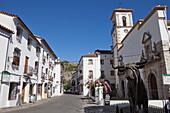 White village Grazalema, Cadiz Province, Andalusia, Spain, Europe