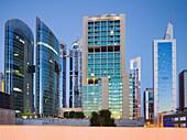 Emirates Financial Towers, Liberty House, Dubai, Unites Arab Emirates, UAE