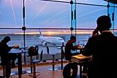 Bordeaux Merignac International Airport, Gironde, Aquitaine, France