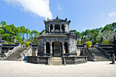 Vietnam, Asia, Far East, Khai Dinh, Gee up, mausoleum, figures, art, skill, culture, world cultural heritage, traveling, place of interest, landmark
