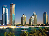 Dubai, UAE, united Arab Emirates, harbour, port, boats, Middle East, traveling, tourism, vacation, holidays, skyline