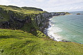 Dowhill (benone) strand in Londonderry is is used as a location for Dragstone in 'Game of Thrones'.