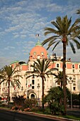 France, Provence, Côte dAzur, Nice, Hotel Negresco.