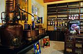 Forcalquier, France, Provence, Alpes_de_Haute_Provence, business, trade, distillery