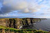 Eire, Europe, European, Ireland, Irish, Western Europe, travel destinations, Landscape, nature, Mountain, mountains, mount, mounts, sea, seascape, water, Cliffs of Moher, Clare county, Cliff, sea beach
