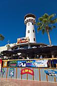 Cabo San Lucas, Mexico, Cabo, Mexican, No Worrys, restaurant, bar, resort, Baja California, city, people, vertical