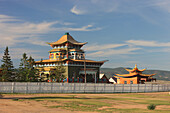 Ivolginsk, monasteries, Russia, Siberia, Buddhism, perestroika, sacred place, monk, holy place, Asia