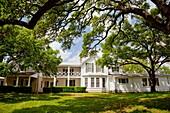 The Lyndon Bains Johnson Texas White House in the LBJ National Historic Park, Texas, USA