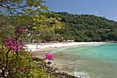 Side view of Karon Noi beach  Phuket, Thailand