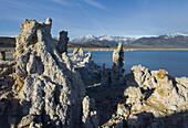 Tufa, Mono Lake, California, USA