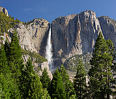 Upper Yosemmite Falls, Yosemite National Park, California, United States