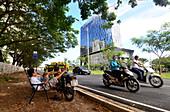 Street life in Saigon, Ho Chi Minh-City, Vietnam, Asia