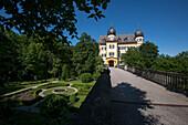 Wildenwart castle, Wildenwart, Frasdorf, Chiemgau, Bavaria, Germany