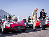 Sussex Trophy, Goodwood Revival 2014, racing, car racing, classic car, Chichester, Sussex, United Kingdom, Great Britain