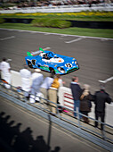 Matra Simca MS670B, 72nd Members Meeting, racing, car racing, classic car, Chichester, Sussex, United Kingdom, Great Britain
