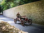 1906 Renault Typ K, Goodwood Festival of Speed 2014, racing, car racing, classic car, Chichester, Sussex, United Kingdom, Great Britain
