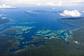 Islands near Kaimana, Triton Bay, West Papua, Indonesia