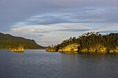 Impressions of Triton Bay, West Papua, Indonesia