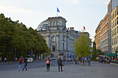 Reichstag in Berlin, Government sector, Germany, Europe