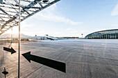 RedBull Hangar 7 in Salzburg, Salzburg, Austria, Europe