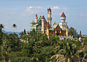Castle in Fantasy World, Lemery, Batangas, Philippines, Asia