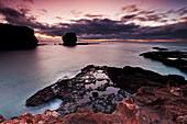 Pu`u Pehe Sweetheart Rock, Lana`i, Hawai`i