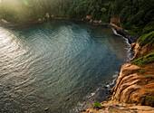 La Taille Bay near Calibishie in Dominica