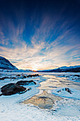River, Abisko National Park Sweden, Scandinavia, Europe
