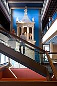 The Roman-German museum (Romisch-Germanisches Museum), Cologne, North Rhine Westphalia, Germany, Europe
