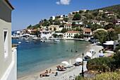 Assos, Kefalonia (Cephalonia), Ionian Islands, Greece, Europe