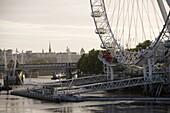 River Thames, London, England, United Kingdom, Europe