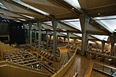 Bibliotheca Alexandrina (Alexandria Library), Alexandria, Egypt, North Africa, Africa