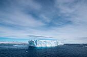 Iceberg, Weddell Sea, Antarctic Peninsula, Antarctica