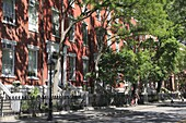 University Place, Greenwich Village, West Village, Manhattan, New York City, United States of America, North America