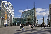 Bullring Shopping Centre, Birmingham City Centre, England, United Kingdom, Europe