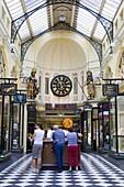 Royal Arcade Shopping Mall, Melbourne, Victoria, Australia, Pacific