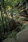 Hocking Hills State Park, Ohio, United States of America, North America