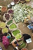 Above the Market, Trivandrum, Kerala, India