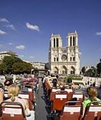 Sightseeing, Notre Dame, Paris, France, Europe