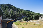El Chepe railway journey through Barranca del Cobre (Copper Canyon), Chihuahua state, Mexico, North America