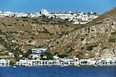 Old fishing village of Klima, Milos, Cyclades Islands, Greek Islands, Aegean Sea, Greece, Europe
