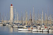 The marina in Setes, Languedoc-Roussillon, France, Europe