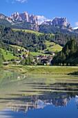 Sameda, Fassa Valley, Trento Province, Trentino-Alto Adige/South Tyrol, Italian Dolomites, Italy, Europe
