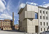 Tchoban Foundation, Museum for Architectural Drawing, Prenzlauer Berg, Berlin