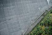 Schlegeis Dam, Zillertal, Tyrol, Austria, Alps