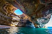 Grotto, O Algar, Algarve, Portugal