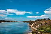 Bay, Vila Nova de Milfontes, Costa Vicentina, Alentejo, Portugal