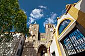 Cathedral, Evora, Alentejo, Portugal
